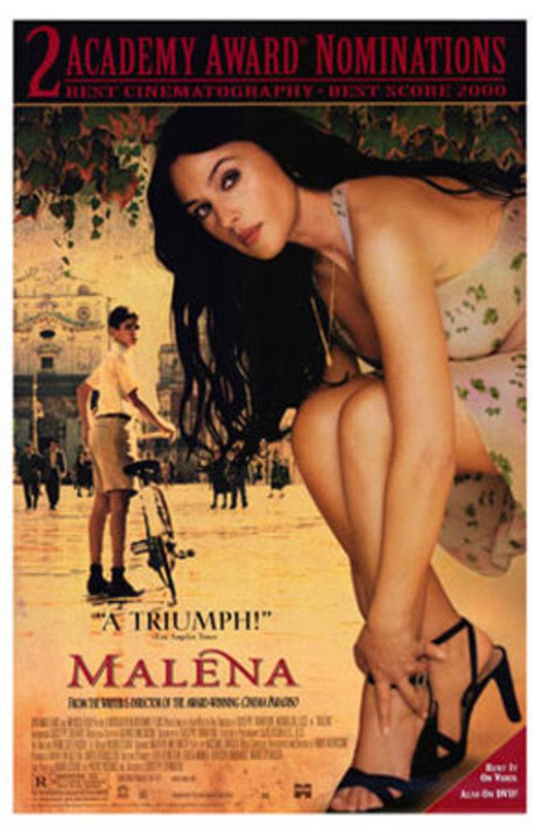 Malena, Monica Bellucci