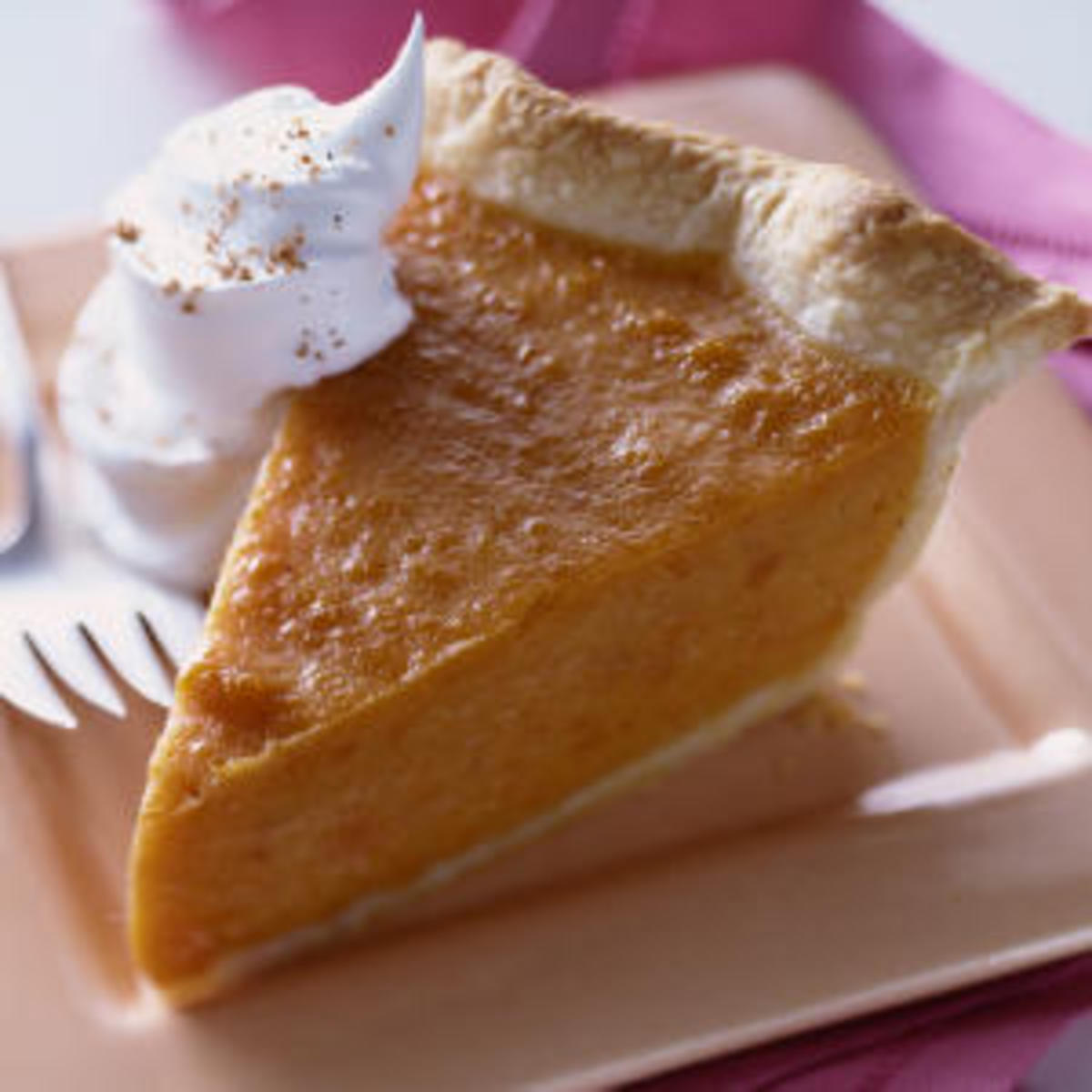 Thanksgiving sweet potato pie recipe: