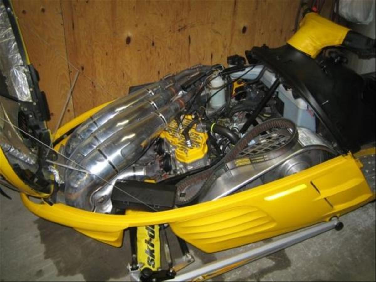 800 Rotax Triple