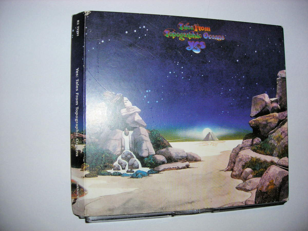 YES Tales From Topographic Oceans Album Review
