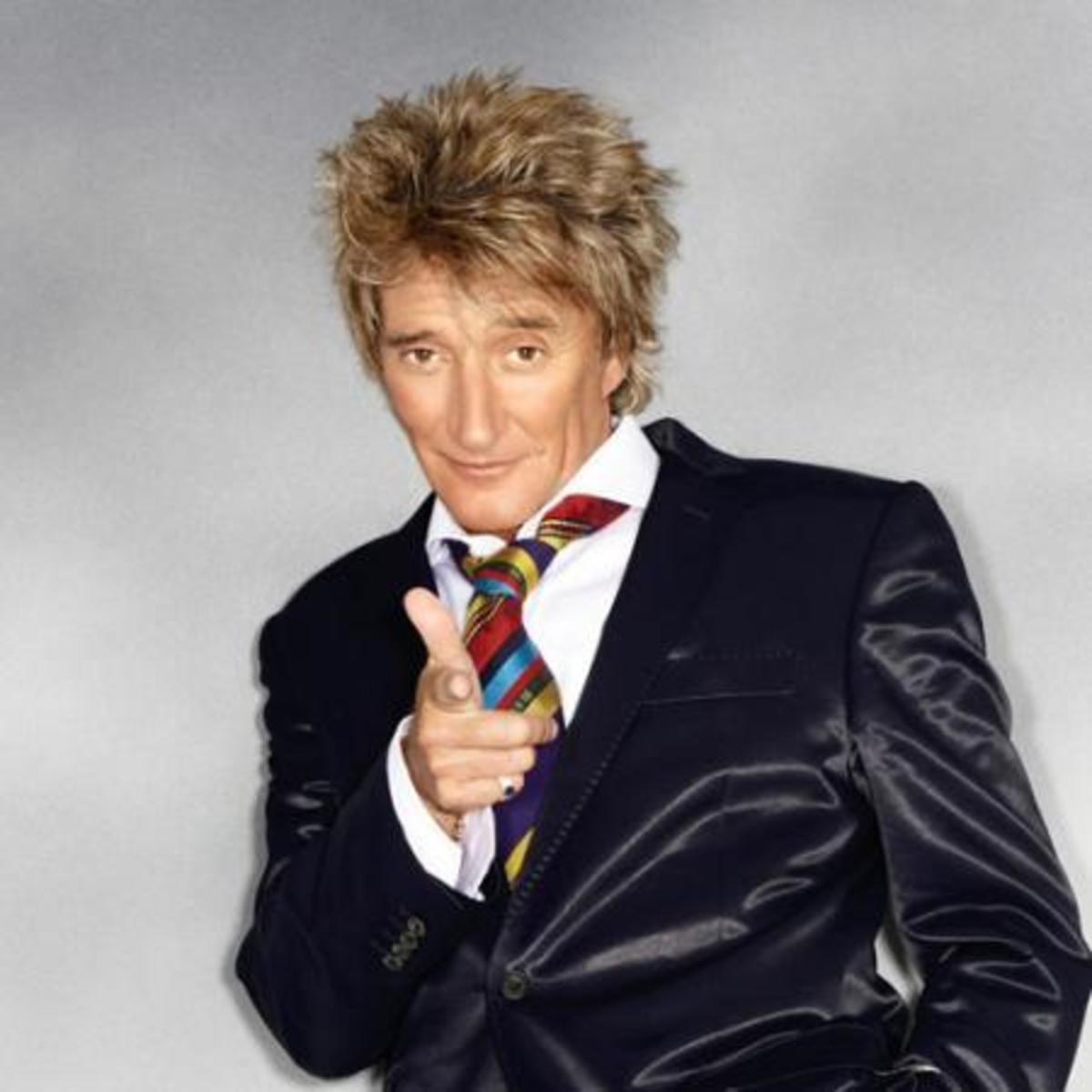 Hot!  Rod Stewart Life, Music, Videos & Still Hot!