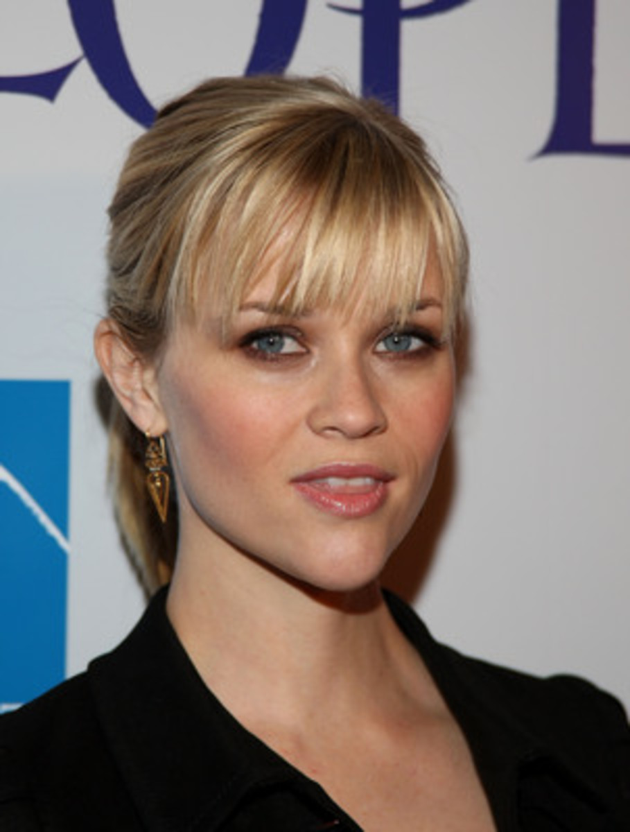 fringe hairstyles for heart faces