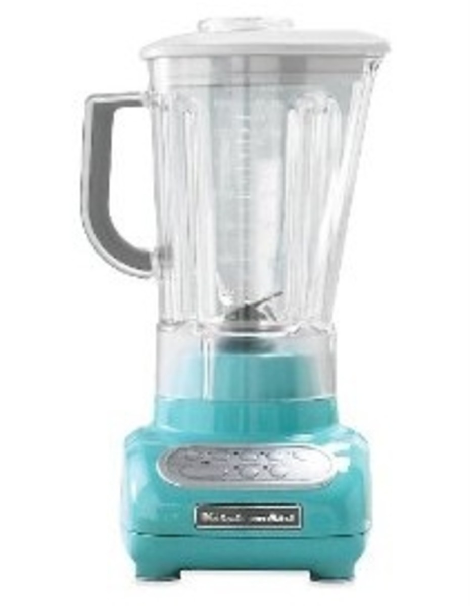 KitchenAid Martha Stewart Blue 5-Speed Blender Review