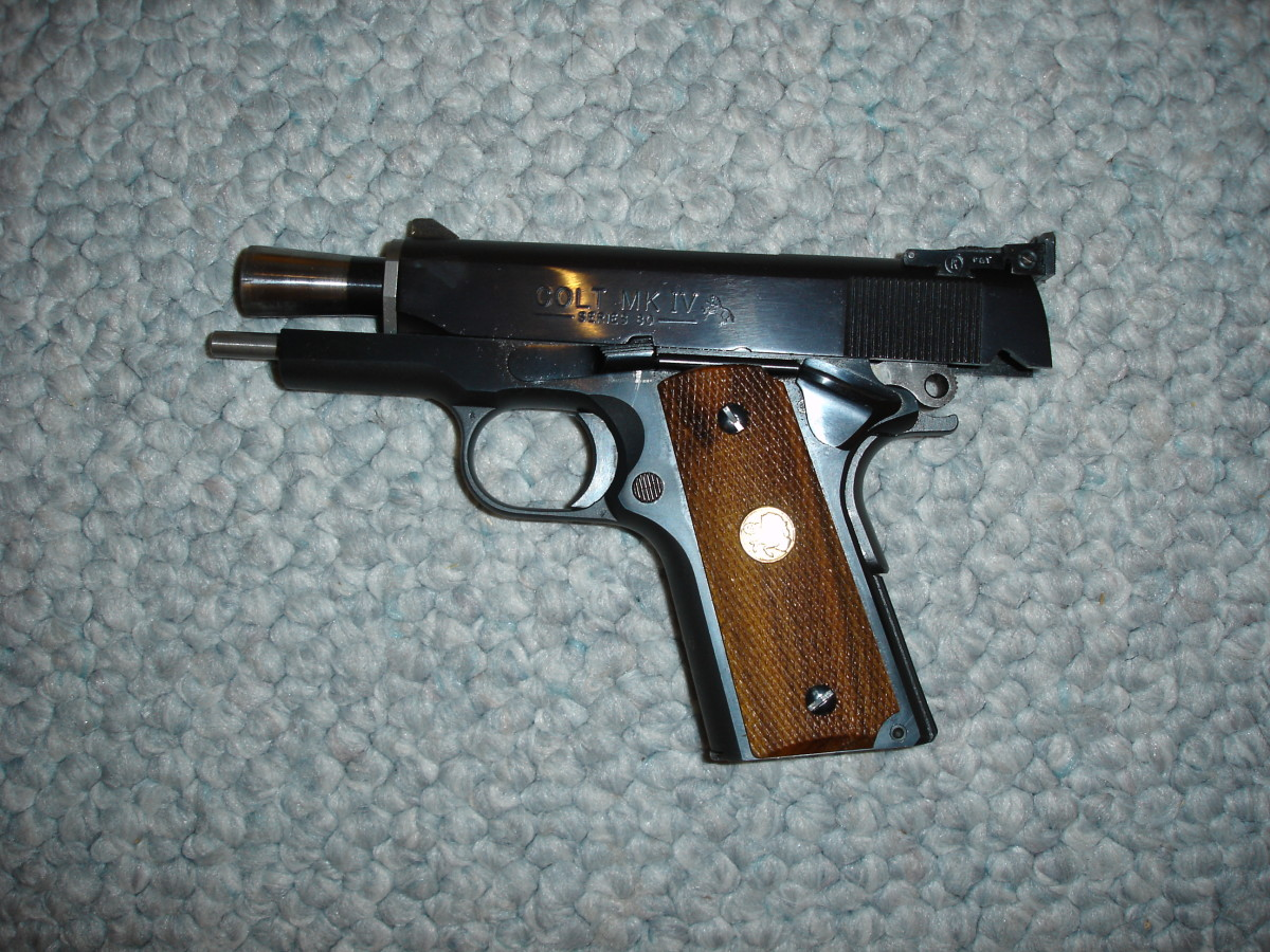 Colt .45 AP
