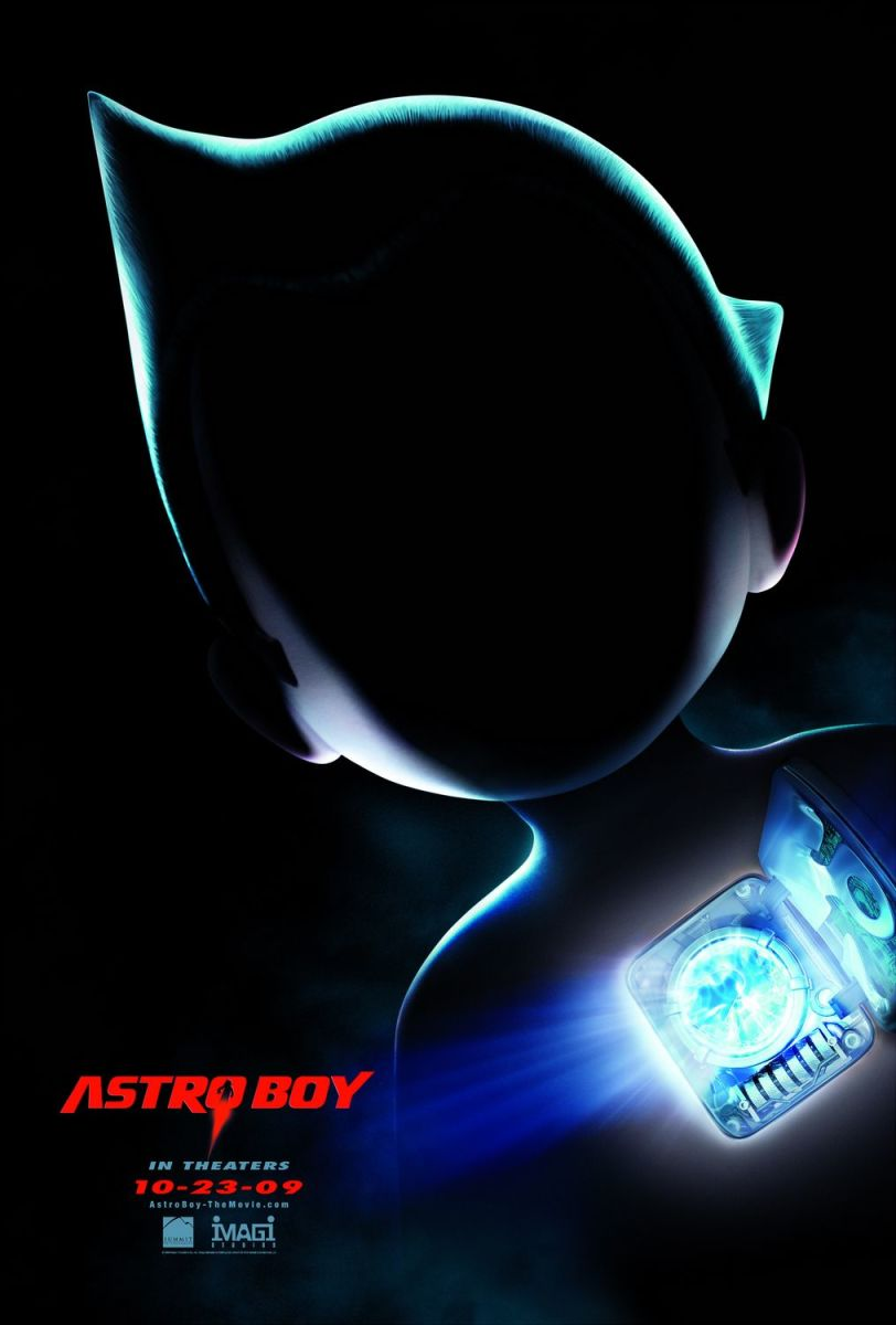 Astroboy (2009)- Robot Hall of Fame