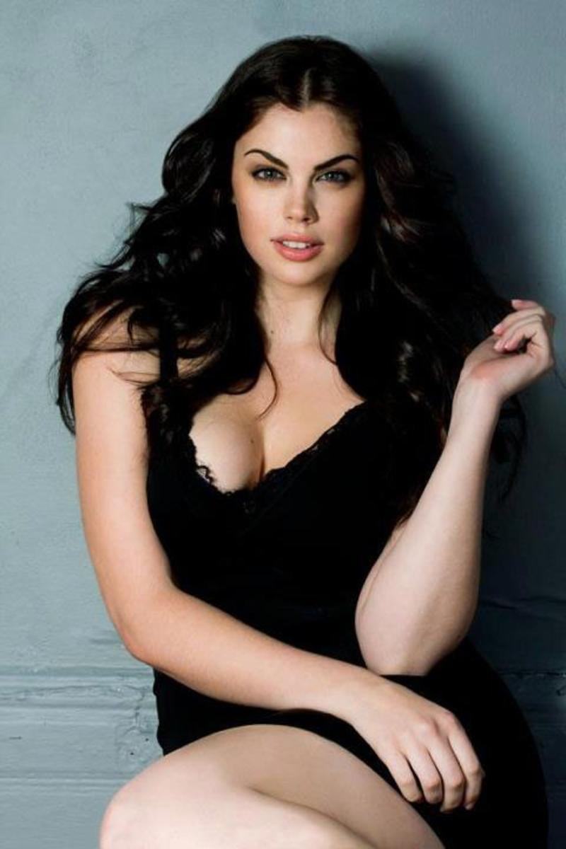 Chloe Marshall - Beautiful Plus Size Models