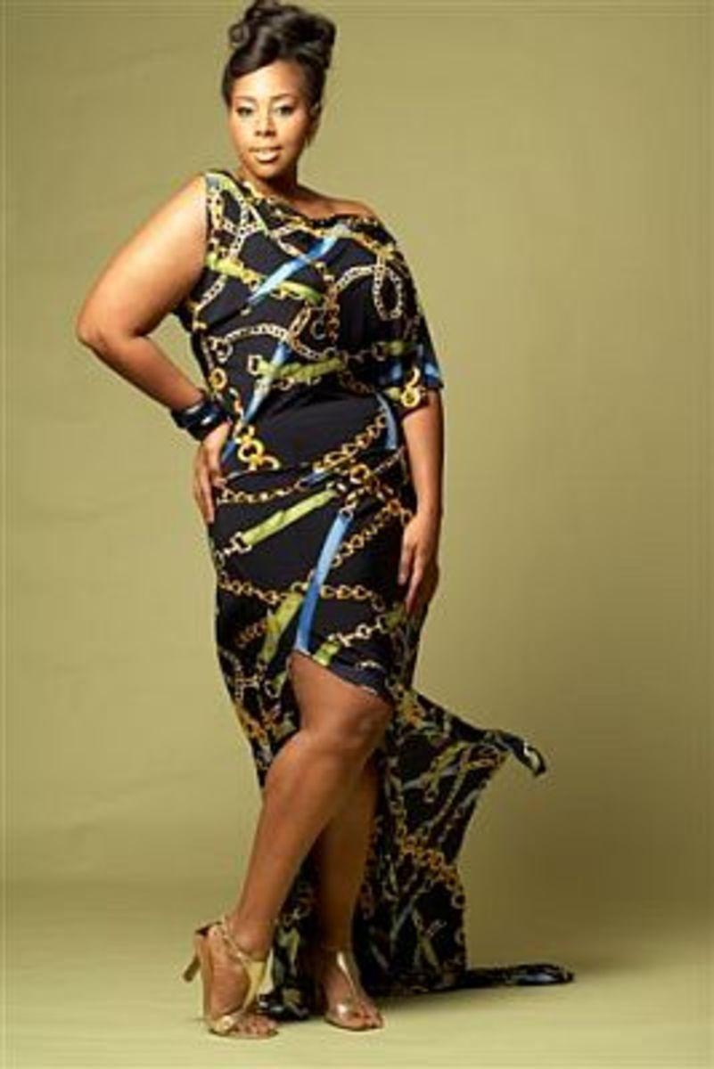 Mia Amber Davis - Beautiful Plus Size Models
