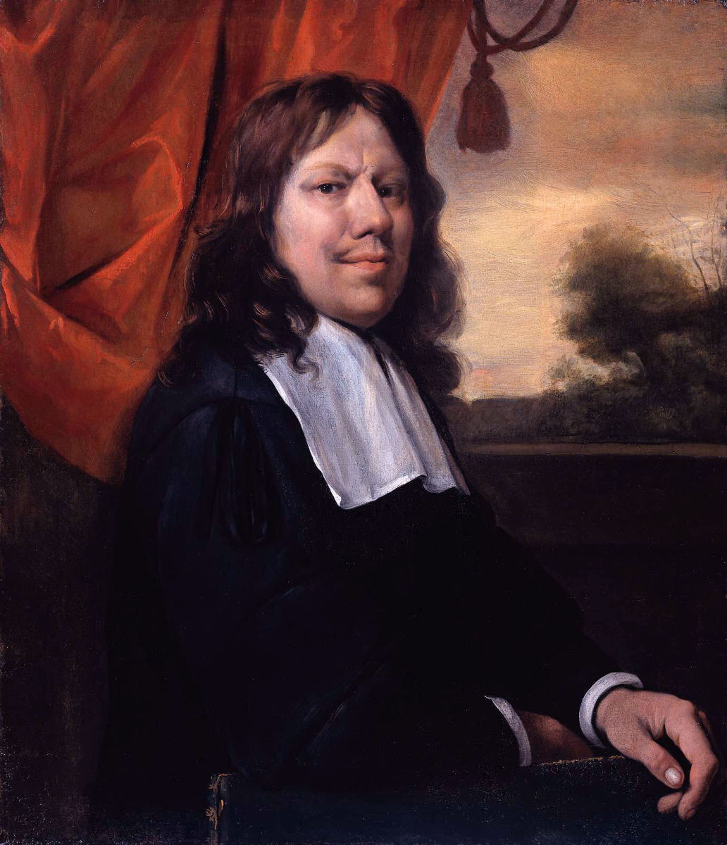 "Jan Steen ""Self Portrait"" 1670; Rijksmuseum, Amsterdam"