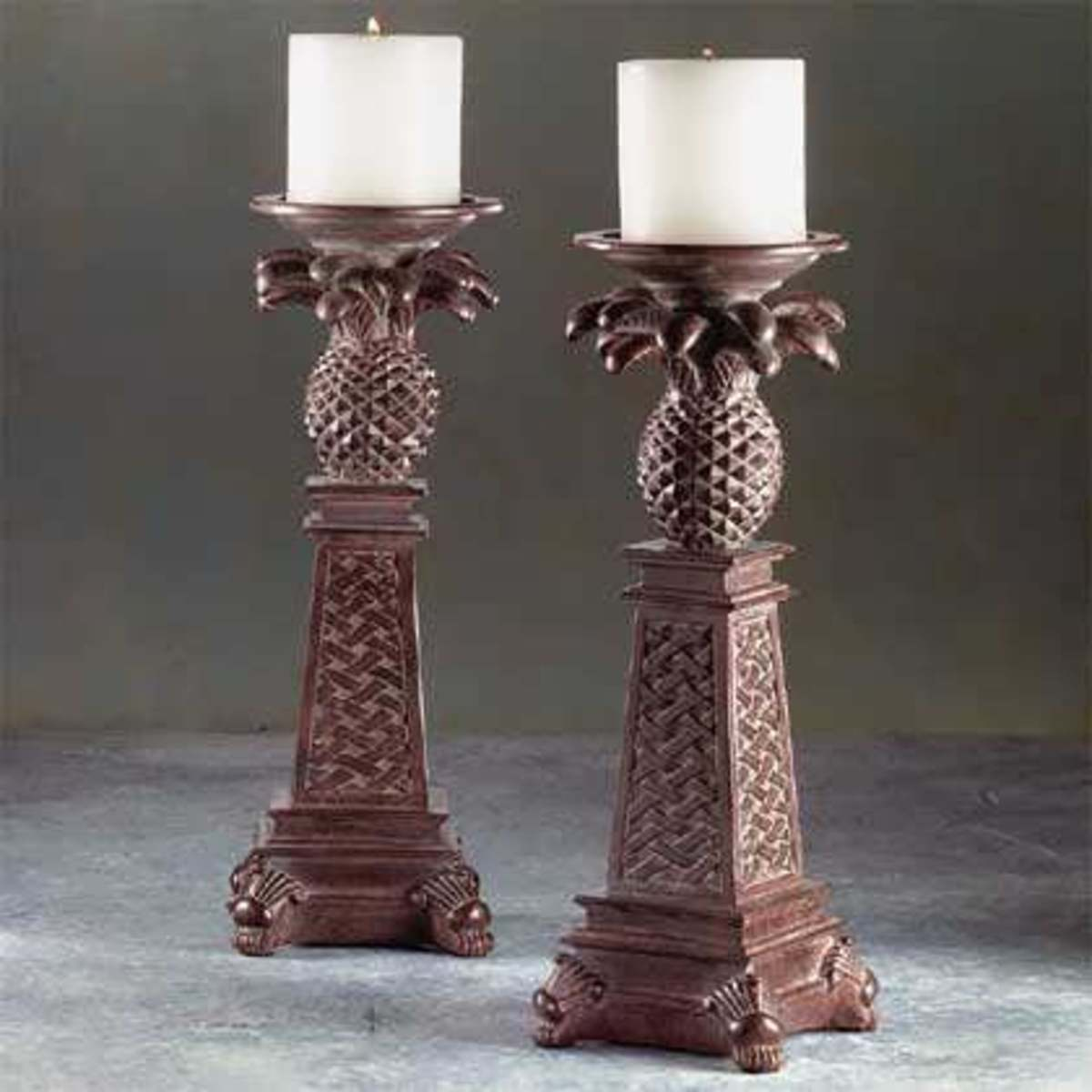 Unique candle holders for Creative candle holders