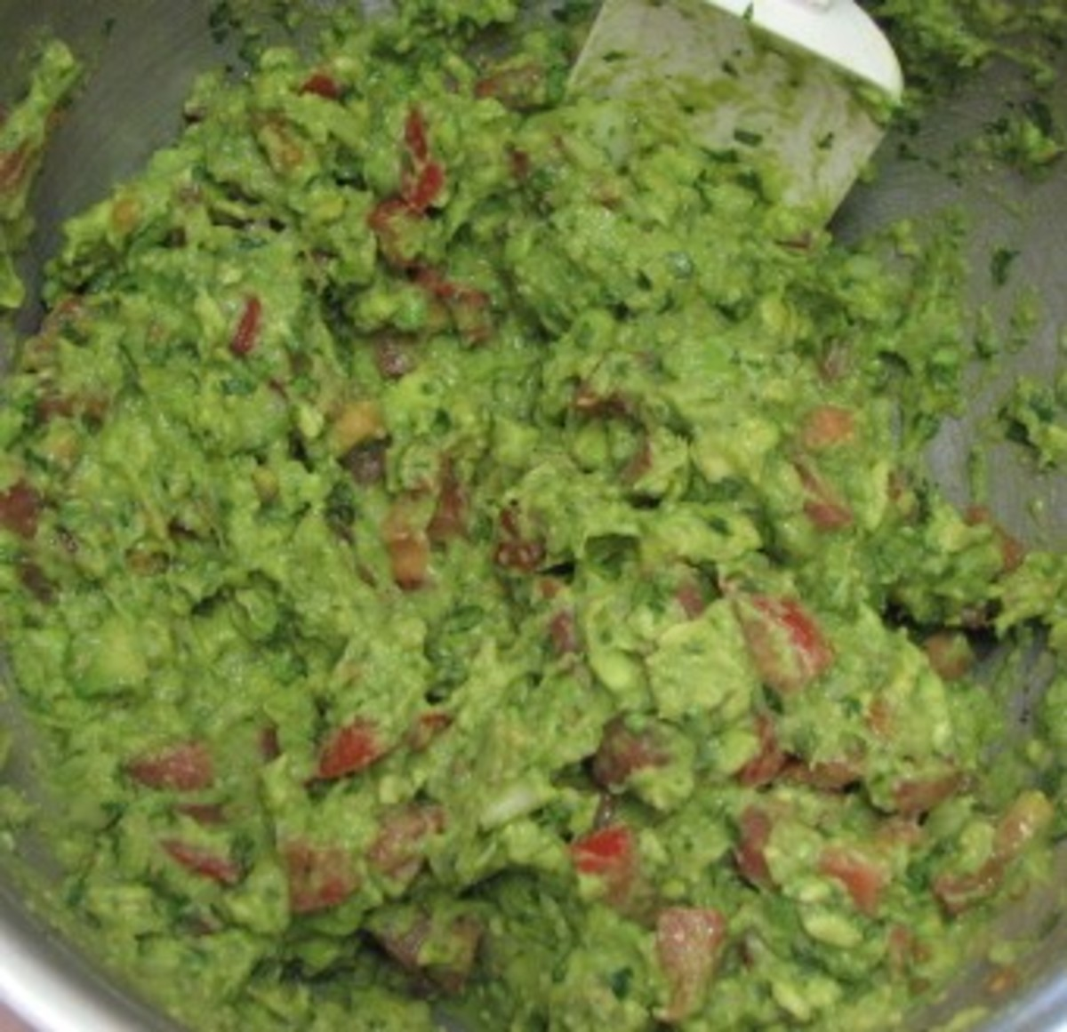 Guacamole without Cilantro is not Guacamole