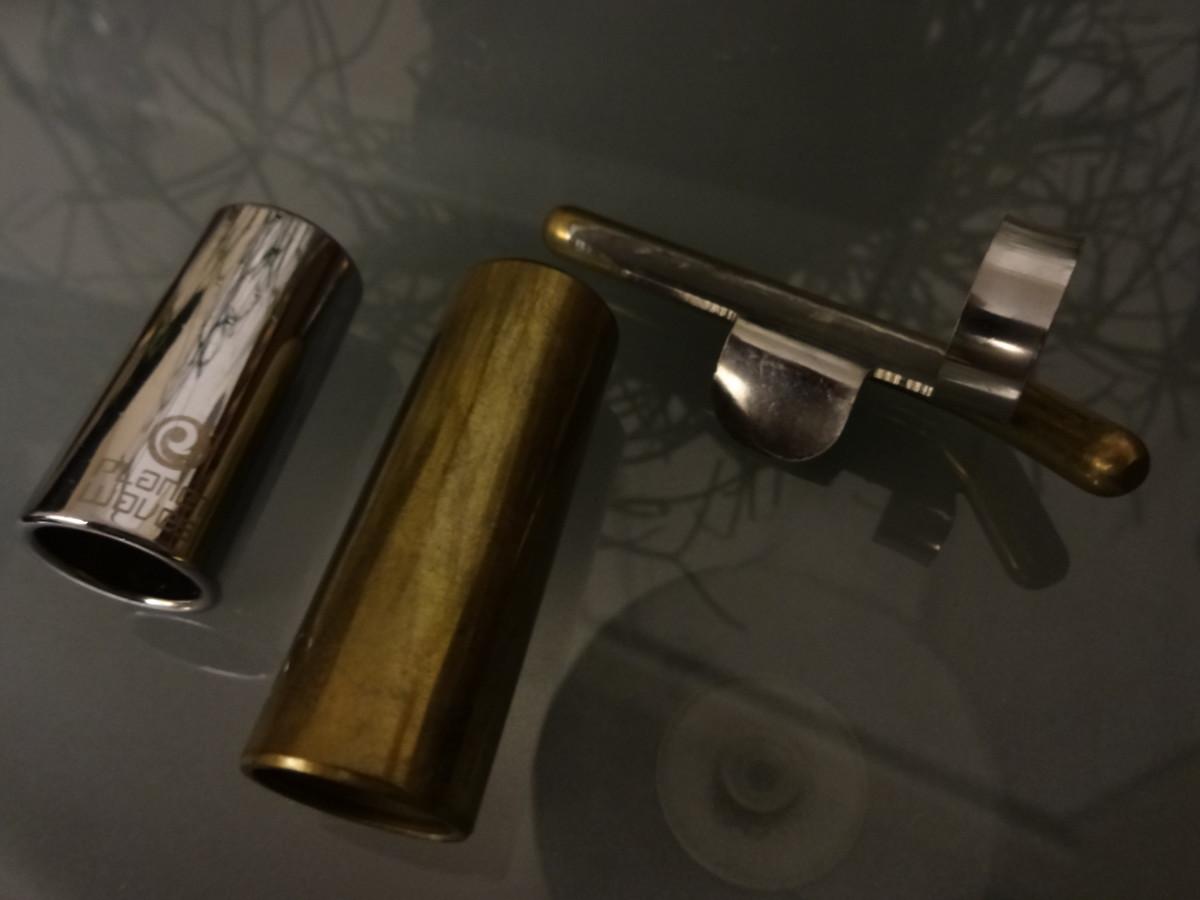 Choose between chrome, glass, or bronze. Or get an innovative slide like the JetSlide.