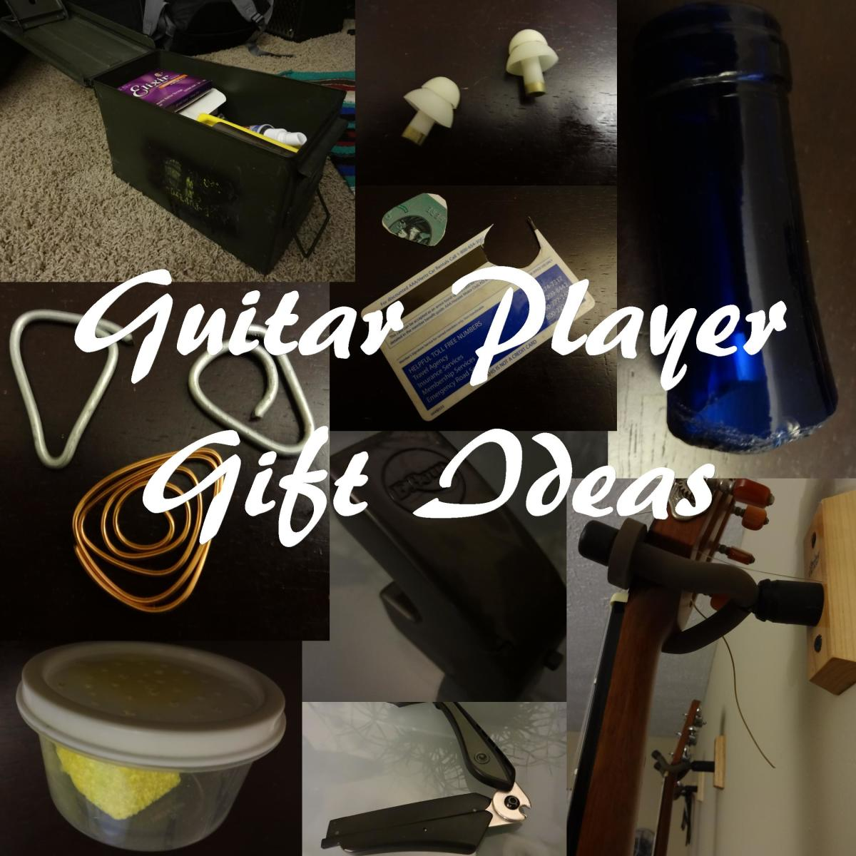 Guitar Player Gift Ideas: Unique Guitar Accessories