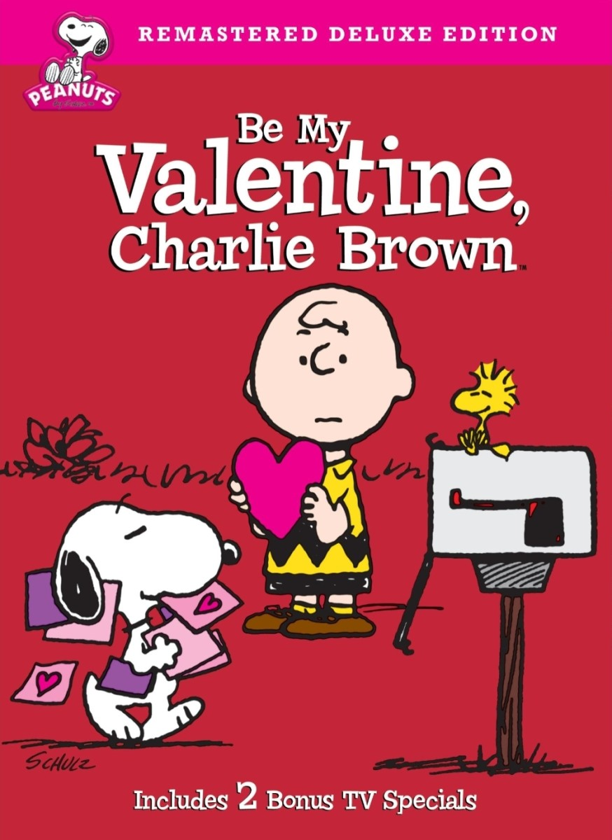 Be My Valentine, Charlie Brown Review