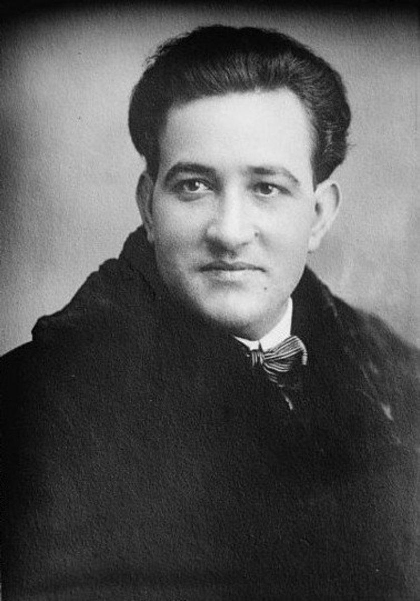 Famous male opera singers: Miguel Fleta