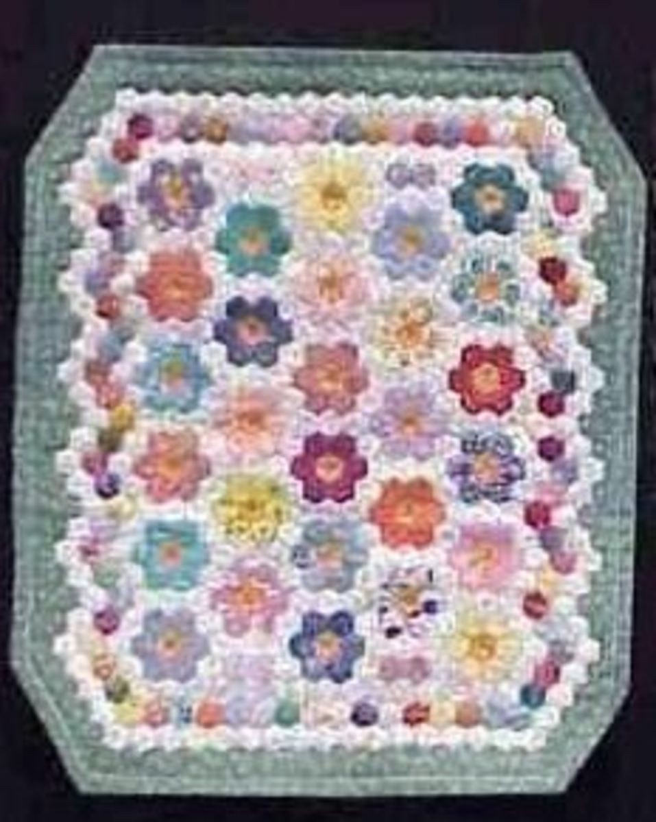 Miniature Quilts Tips Tricks And Free Patterns Hubpages