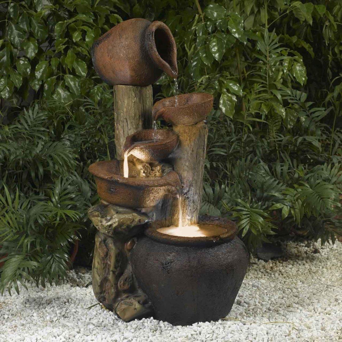 Fountain available on Amazon.com