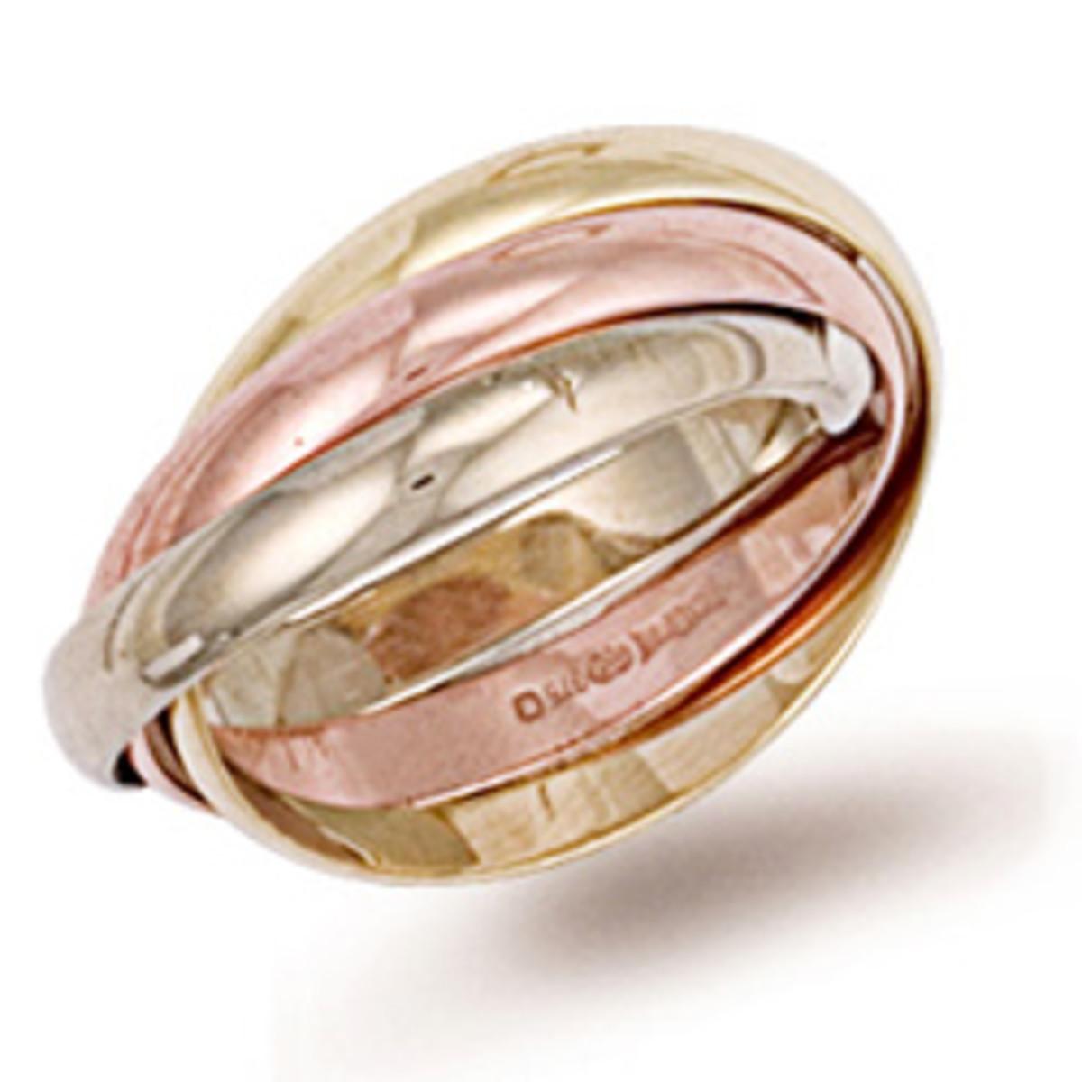 Turkish Wedding Rings