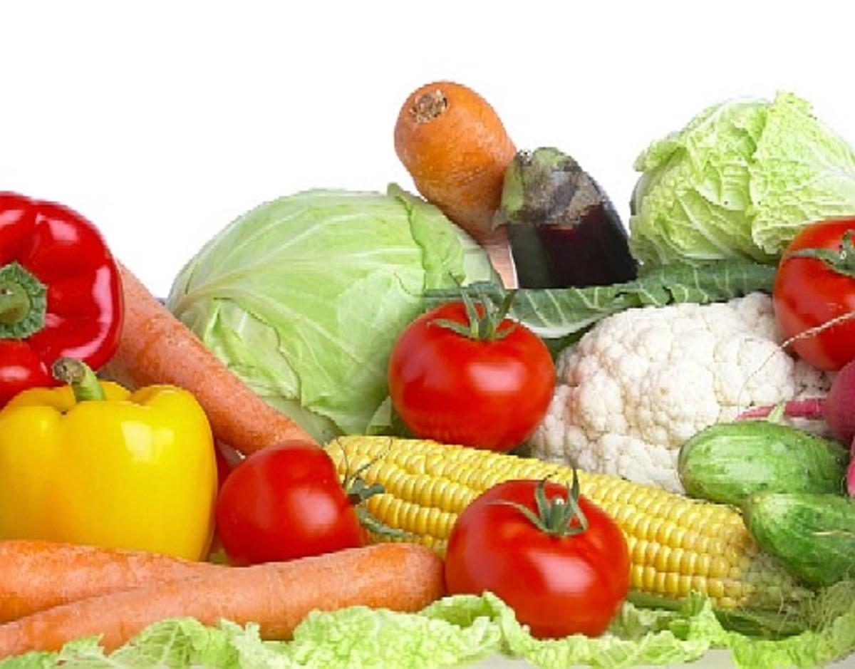 eat healthy, not fad diets