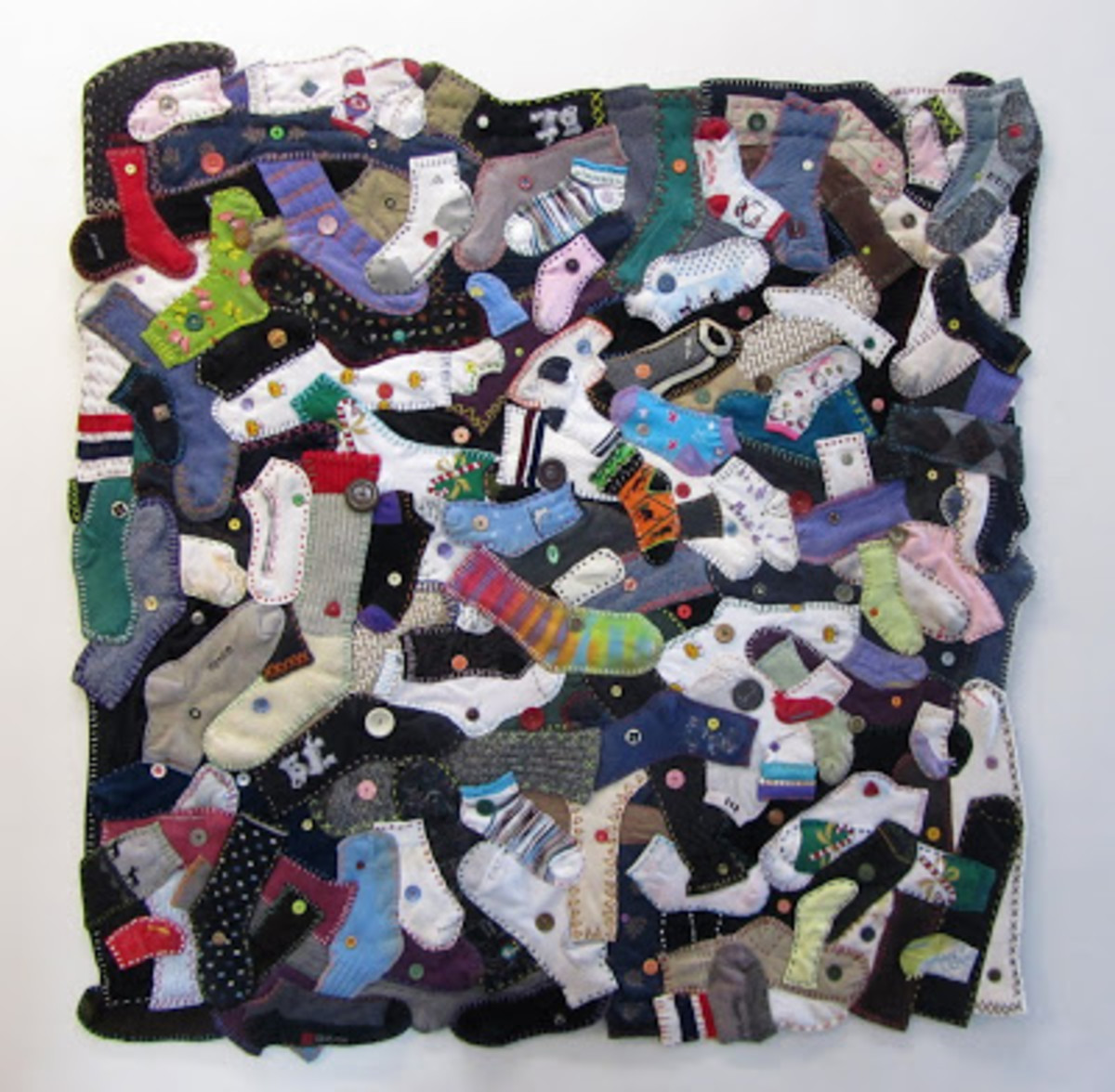How To Recycle Socks For Crafts And Other Household Uses