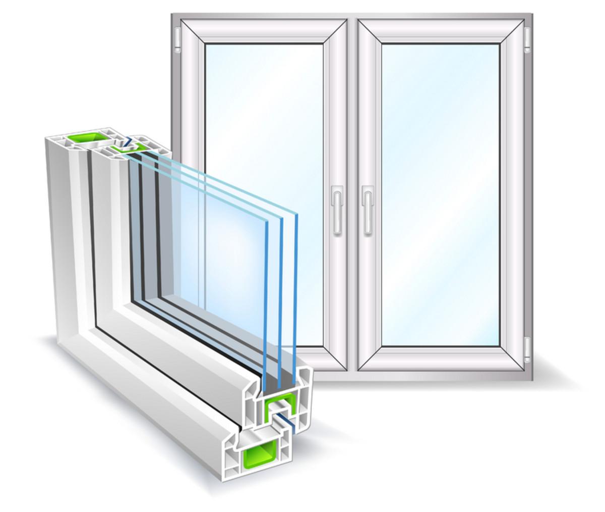 UPVc Window's