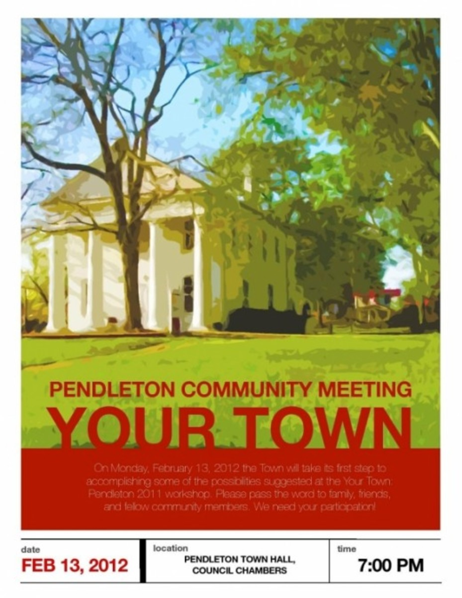 Your Town in Pendleton SC