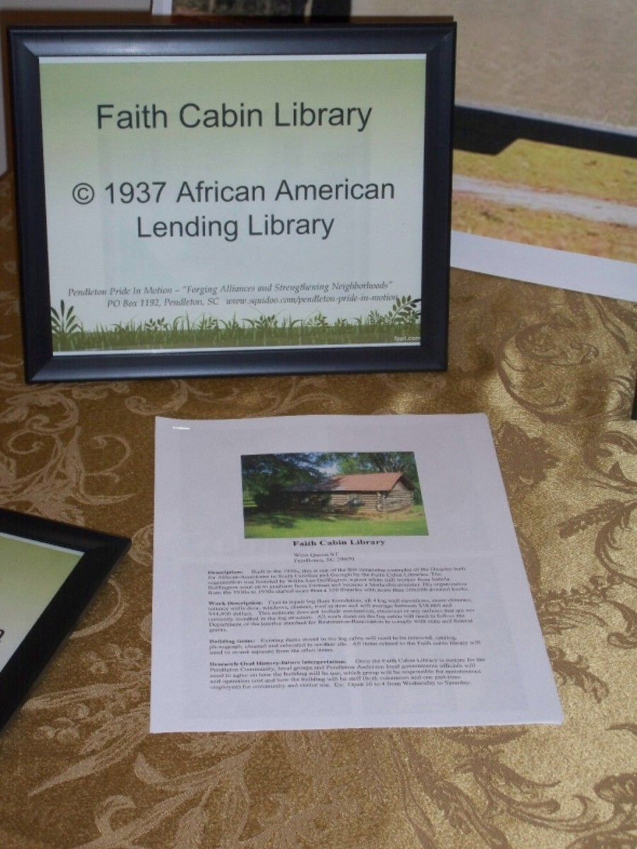 Faith Cabin description and picture