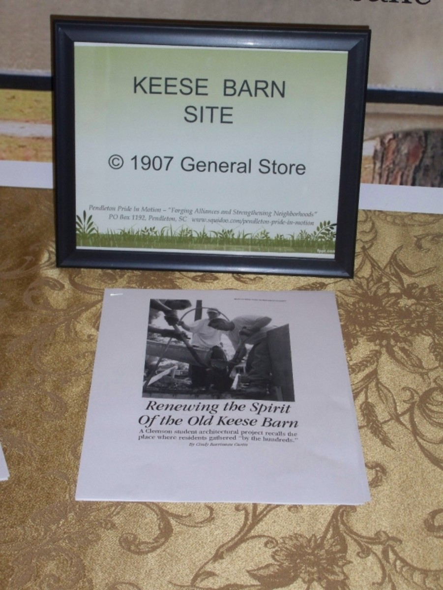 Keese Barn picture and description