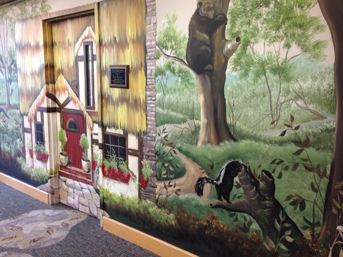 Themes for Library Children's Rooms