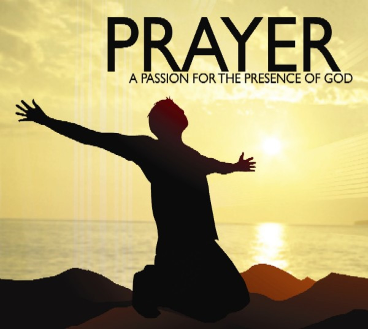 Here we are praying dear readers, because we believe in the presence of God that exists everywhere in the universe, so, we pray to our spiritual Father whichever way our heart tells us to pray. May God hear our prayer?