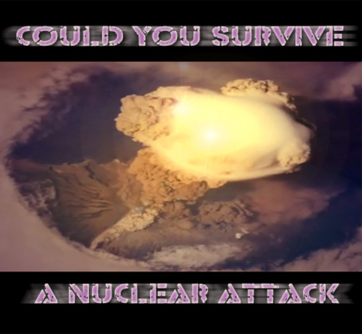 Could You Survive a Nuclear Attack or War?