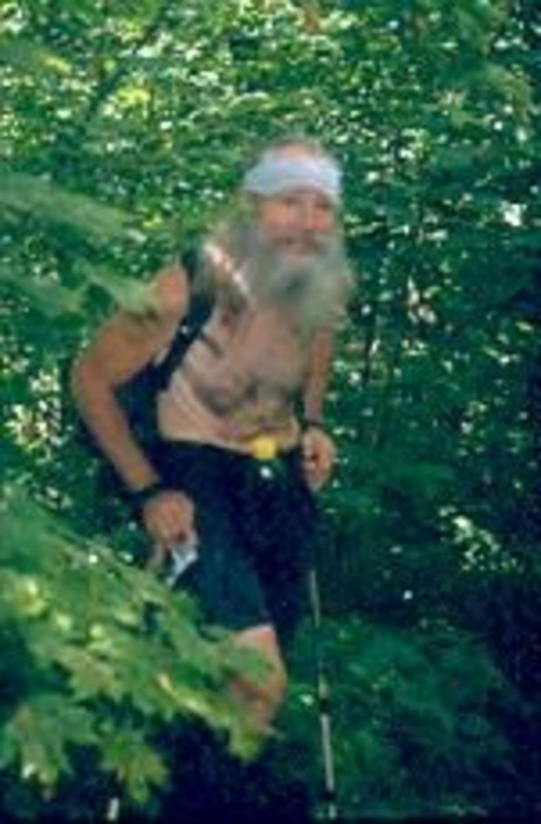 Nimbelwill Nomad on the Appalachian Trail