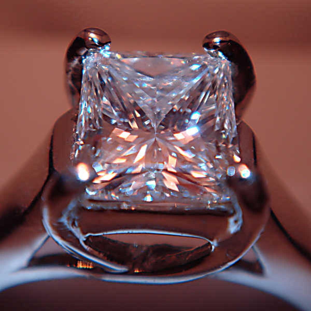 Why Choose Princess Cut Engagement Rings?