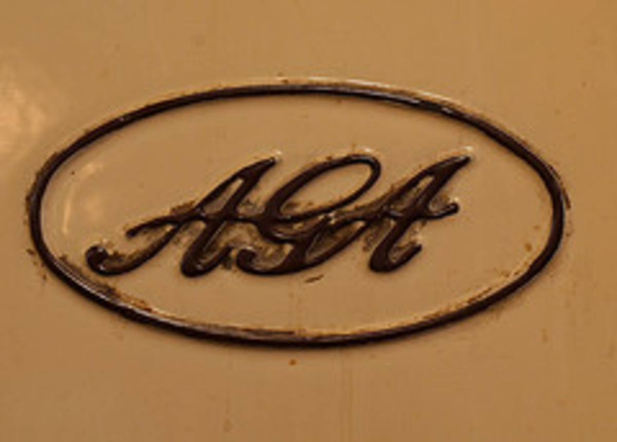 The Early AGA logo