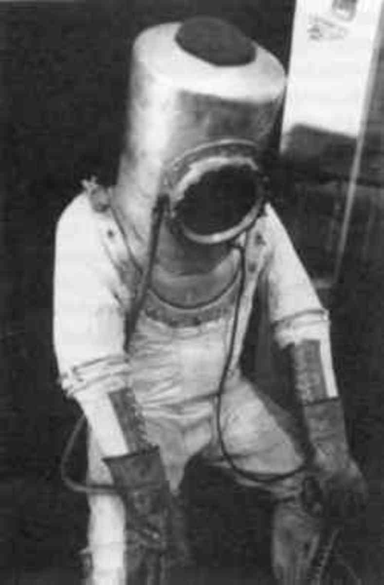 Oklahoma Invention and Inventors: Wiley Post's Pressurized Flight Suit