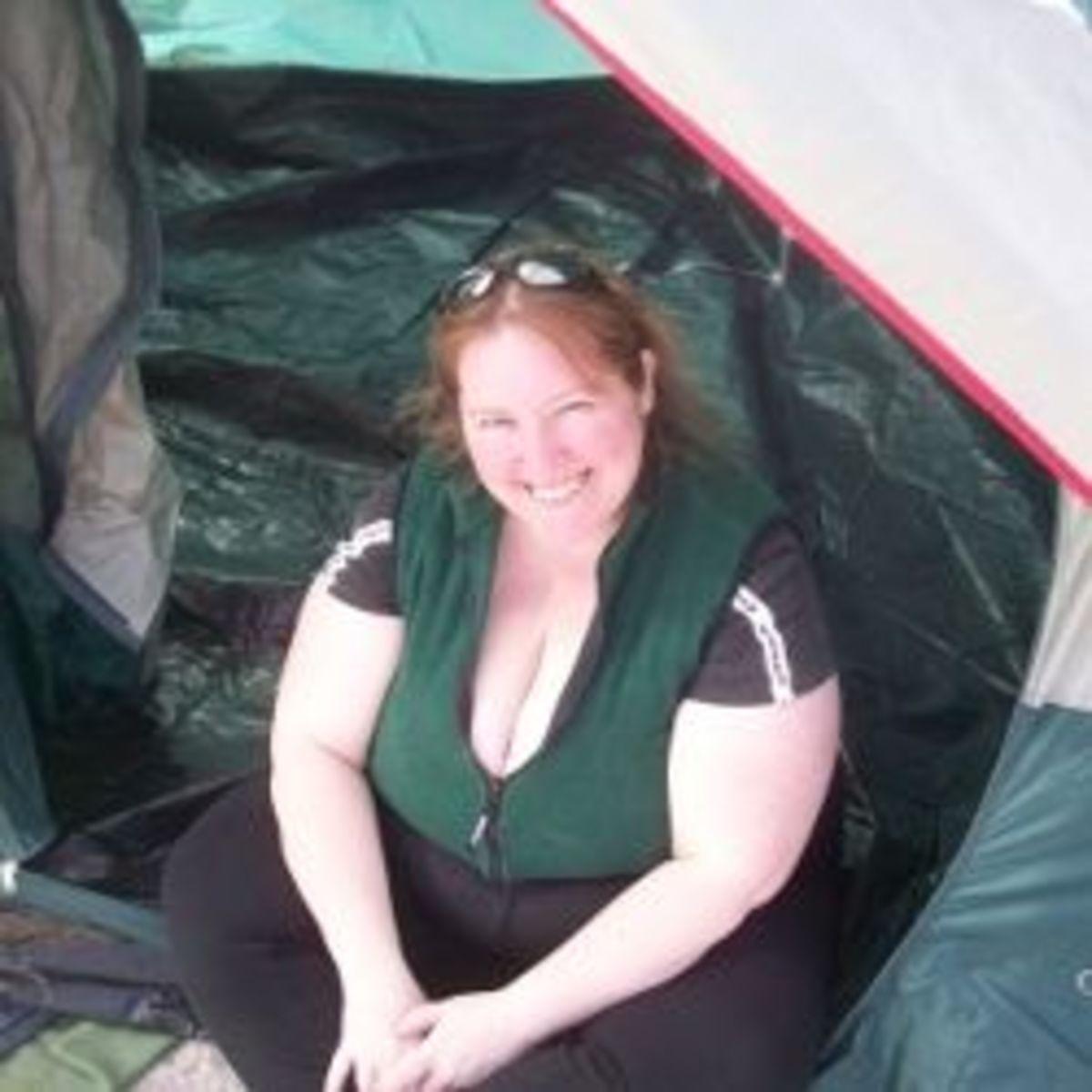 Me, Camping