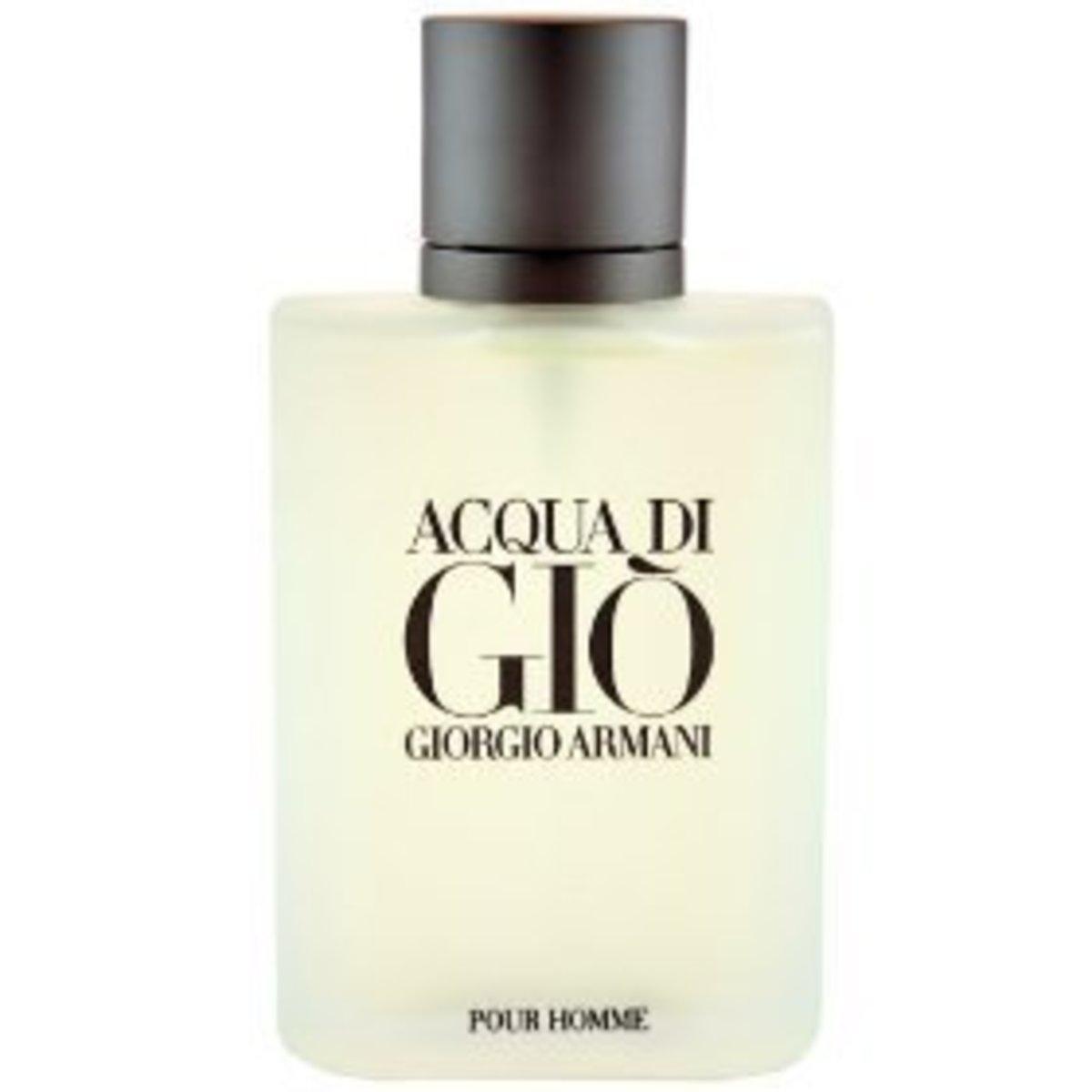 Acqua di Gioia: Not Quite an Acqua di Gio for Women, Sadly