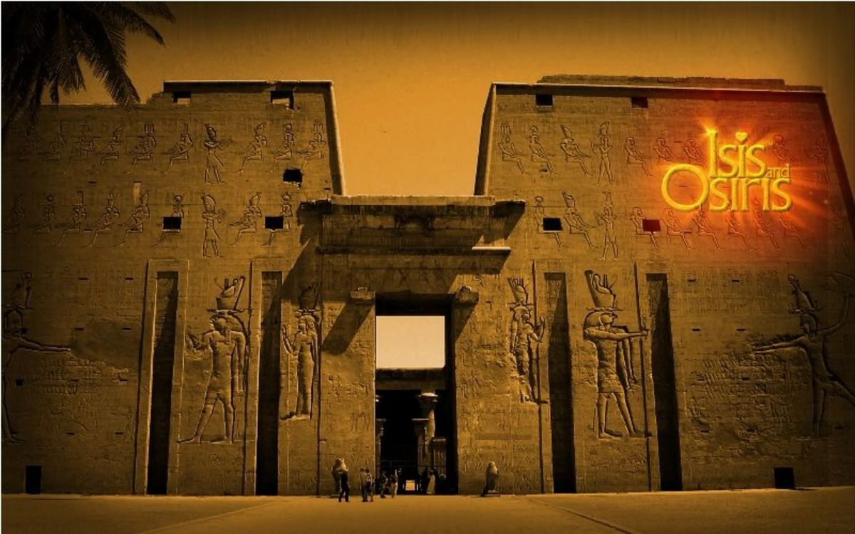 Temple of Osiris