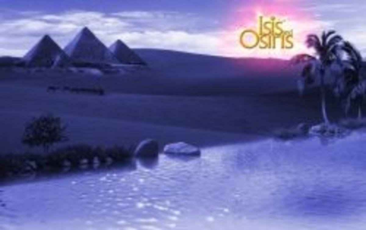 The Myth Of Isis And Osiris - A Legendary Romance