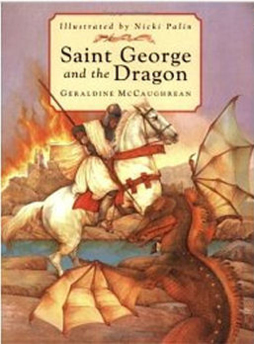 "Book: ""Saint George and the Dragon"" by Geraldine McCaughrean"