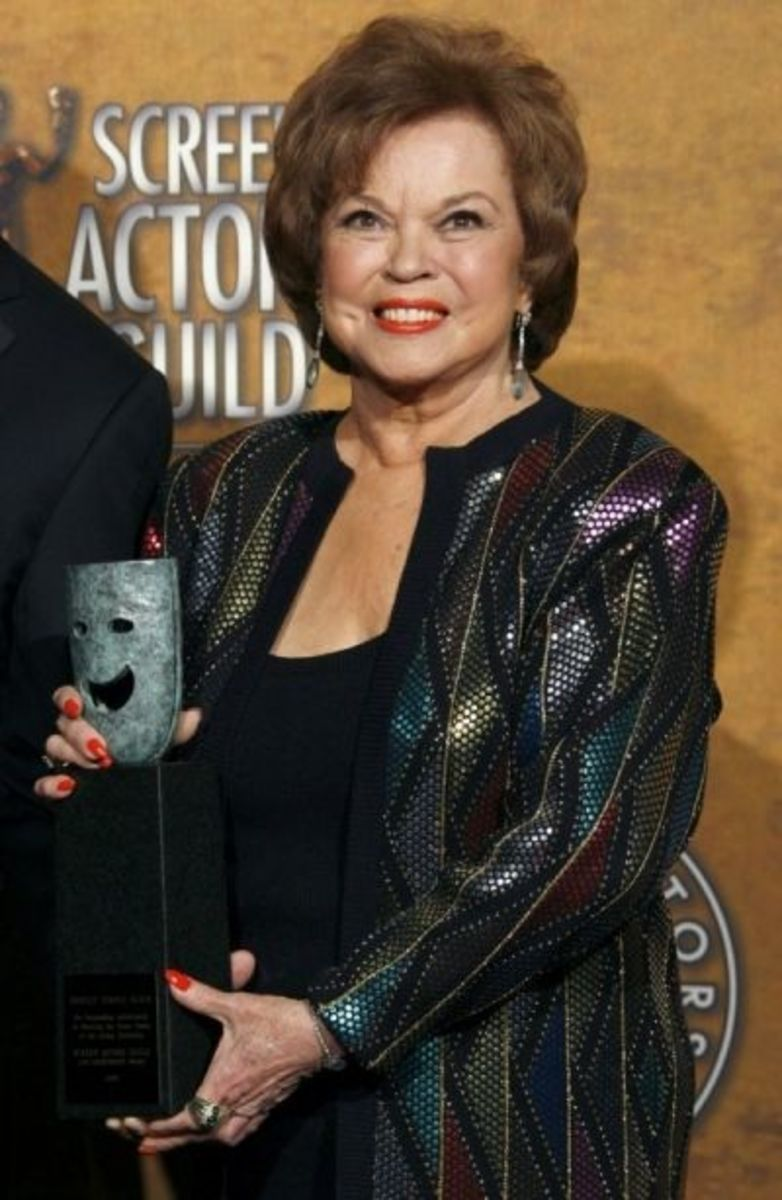Shirley Temple (Black) - All Grown Up!