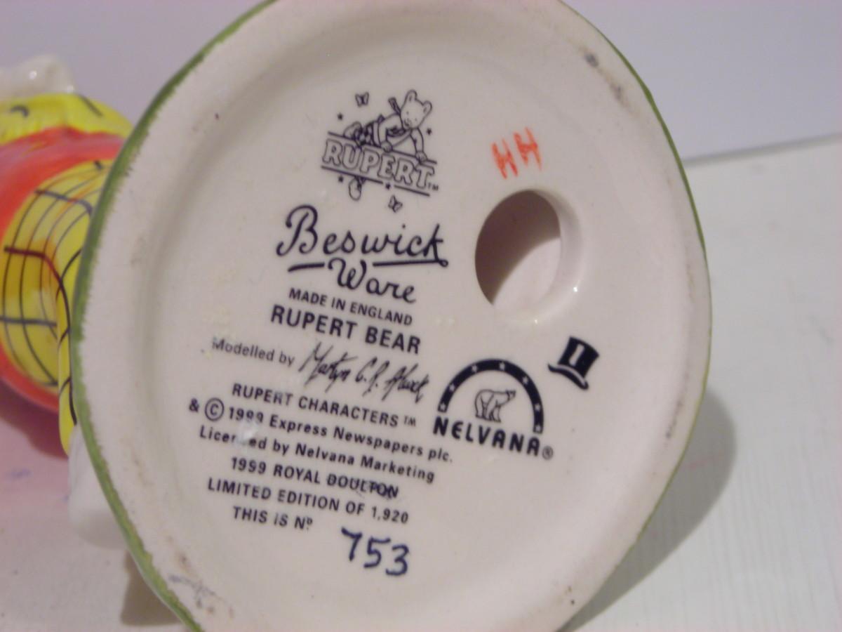 beswick-figurines-rupert-and-friends