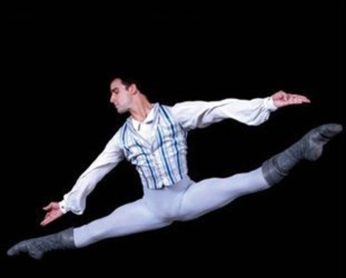 Real Men's Dancewear - Ballet Wear for Men