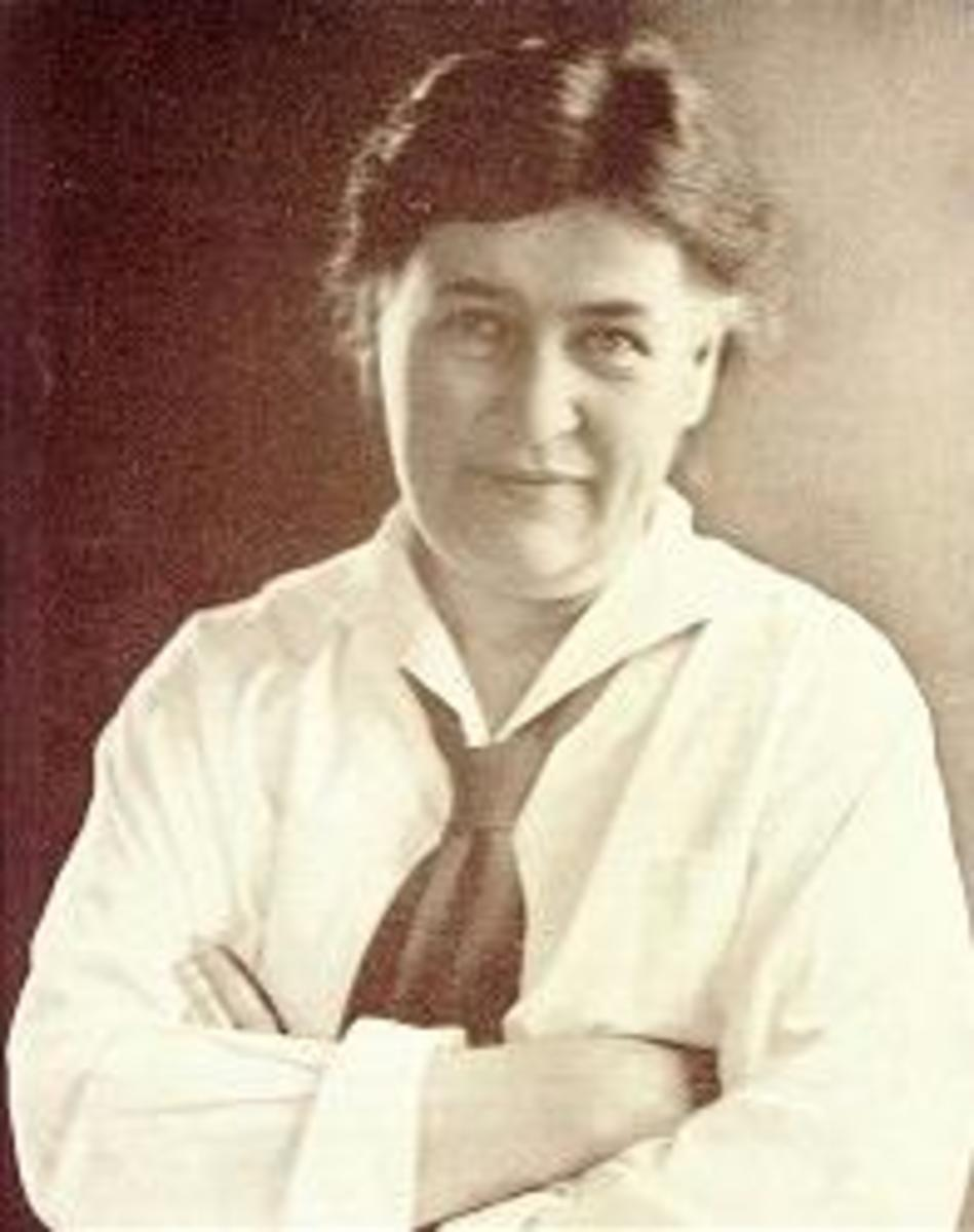 Willa Cather, Nebraska's most famous author