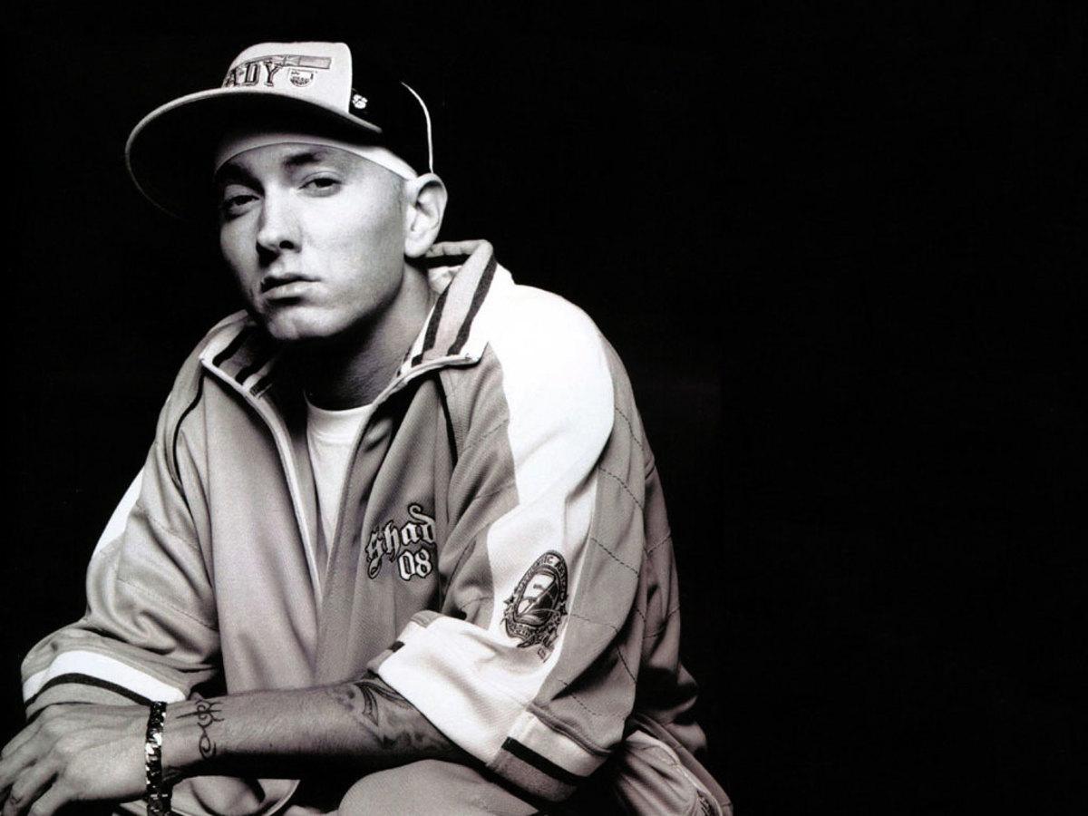 Top 10 Eminem songs!