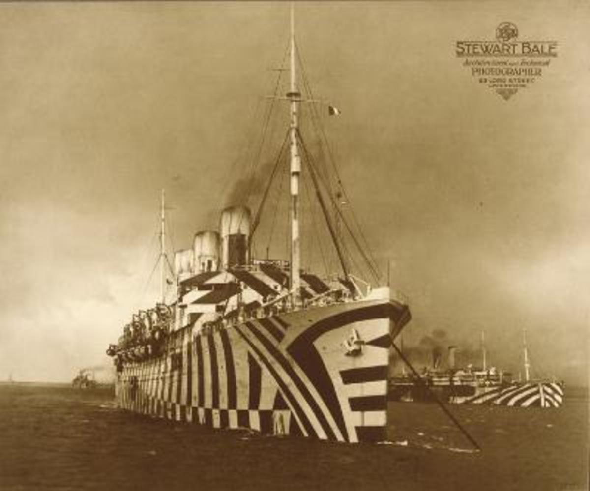 SS Empress of Russia - 1918