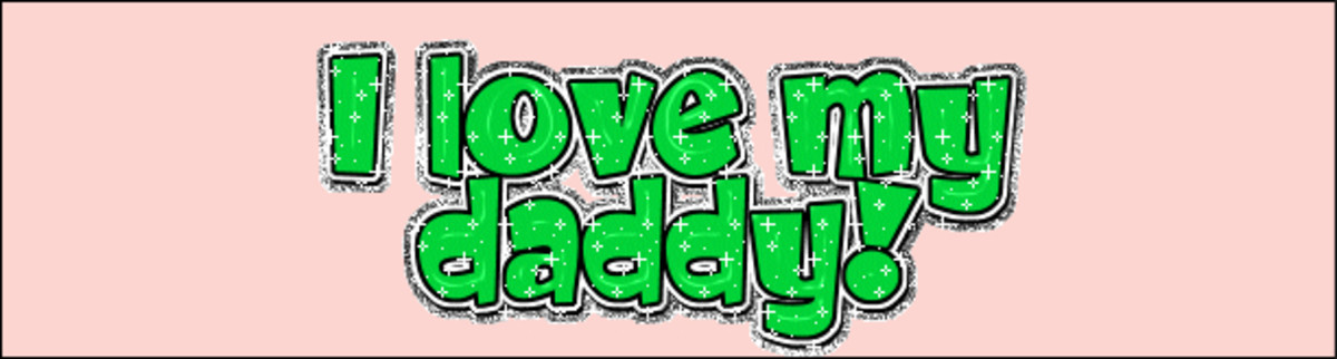 is there anything better than loving your Daddy?
