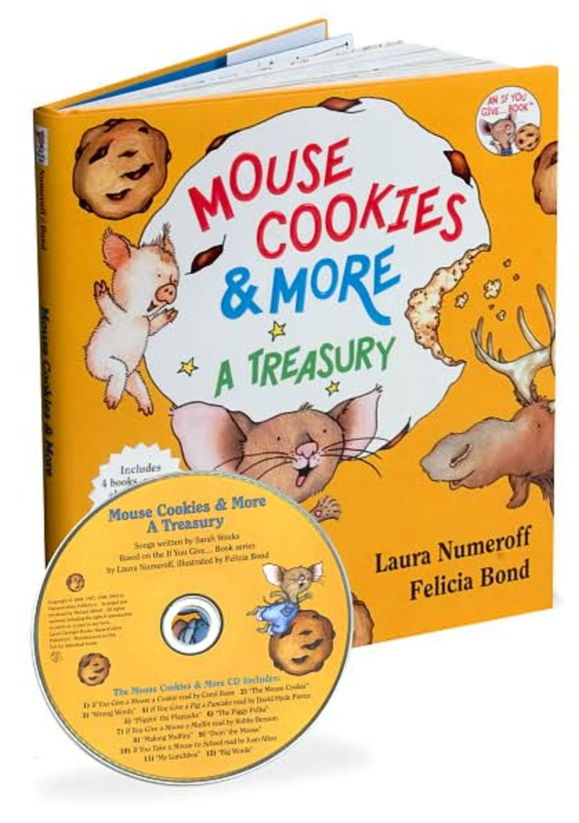 Mouse Cookies and More, A Treasury