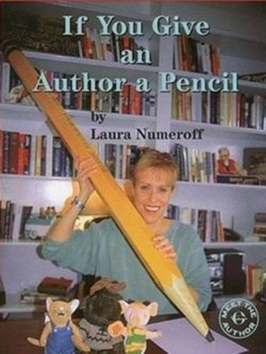 Laura Numeroff? Author of Many Popular Children's Books