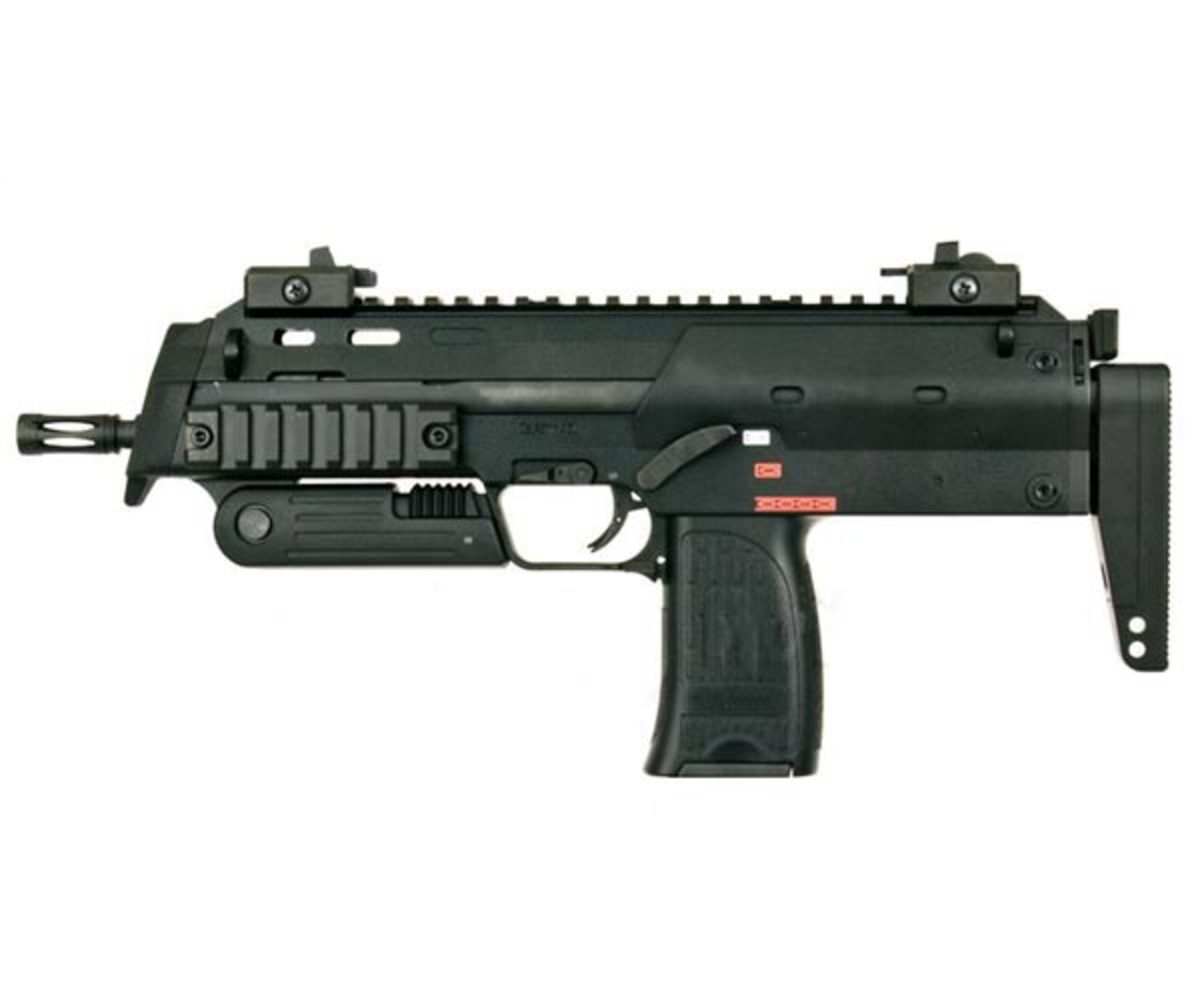 MP7s, which were previously all made by TM are now cloned by Well, the quality is decent, yet the power is lacking.