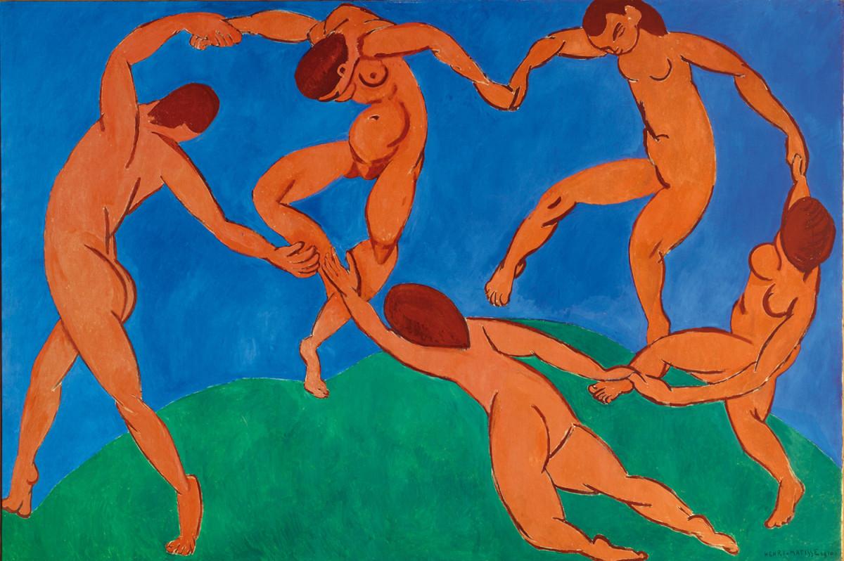 DANCE (1910)
